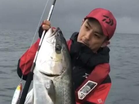 「平戸 幸漁丸ヒラマサキャスティングフィールドテスト」 永山剛史
